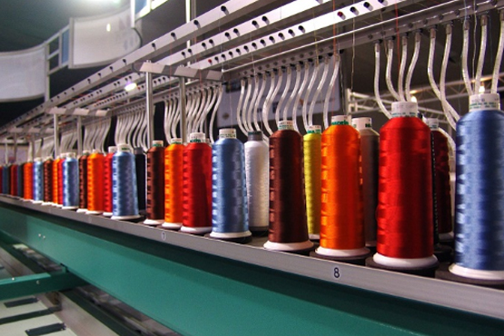 PARTS FOR TEXTILE INDUSTRY - Engineering and metals